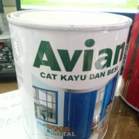 Cat Kayu Besi Avian (1 Kg)