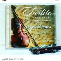 CD Addie MS Twilite Orchestra - La Forza Del Destino