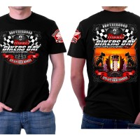 kaos Honda Bikers day 9th Gunung kidul