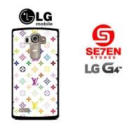 harga Casing Hp Lg G4 Louis Vuitton Multicolor Custom Hardcase Tokopedia.com