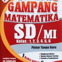 Rumus Gampang Matematika SD/MI Kelas 1, 2, 3, 4, 5, 6 CD (SC)