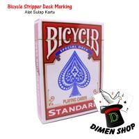 Bicycle Stripper Deck Marking | Alat Sulap | Kartu Sulap | Dimen Shop