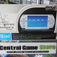 PSP 8 in 1 Golden Combination for PSP Slim 2000 / 3000