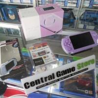 PSP 3000 Slim & Lite - Lilac Purple (MMC 32GB)