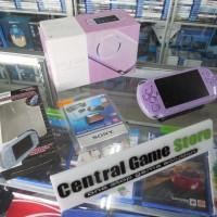 PSP 3000 Slim & Lite - Lilac Purple (MMC 16GB)