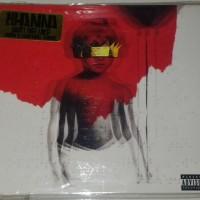 CD Rihanna - Anti Deluxe Edition Import