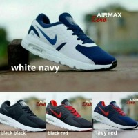 Sepatu Nike Air Max Zero One Running Olahraga Pria Cowo Laki Murah