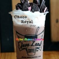 Bubuk Minuman Bubble Powder Drink Choco Royal ORIGINAL Javaland 1kg