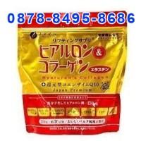 Collagen JAPAN Fine Hyaluron & Collagen + Q10 Gold Refill