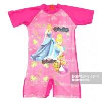 Babyzania Baju Renang Anak Pink Cinderella T2909
