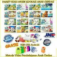 Murah Paket Video Edukasi Anak 16gb |Teman Mainan Anak| Video Edukatif