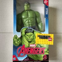 HULK Titan Hero Series Marvel Avengers Hasbro Action Figures
