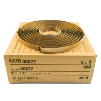 3M 8622 Window-Weld Round Ribbon Sealer size: 3/8 in X 15 ft roll. (