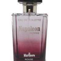 Jual Eau De Toilette Napoleon Rouge 100 ml Unisex - FREE SISIR Murah