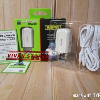 charger Hippo dynamic vp charger 2 USB original resmi