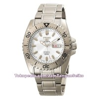Jam Tangan Pria Seiko 5 SNZG35 Sports Automatic 23 Jewels 100M Water