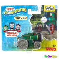 Thomas and Friends Adventures TREVOR Diecast Fisher Price Ori