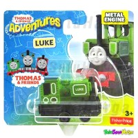 Thomas and Friends Adventures LUKE Diecast Fisher Price Ori