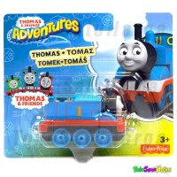 Thomas and Friends Adventures THOMAS Diecast Fisher Price Ori