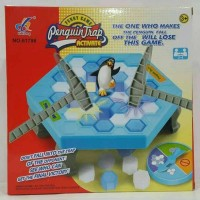 Pinguin Trap Activate / Penguin Trap Game / Mainan Edukasi Anak