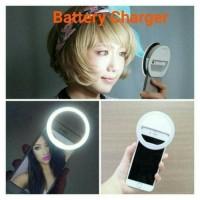 Jual Lampu selfie ring light led / portable clip bigo Murah