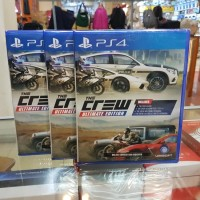 BD PS4 THE CREW Ultimate Edition PREMIUM B11 N166