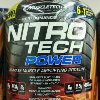 MT Nitro Tech Power 5 Lbs cokelat