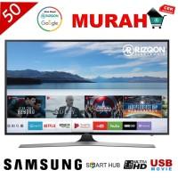 SAMSUNG 50 Inch SMART UHD LED TV 50MU6100K MURAH GARANSI RESMI