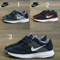 sepatu Nike zoom cushlon made in vietnam sneakers sport pria terbaru