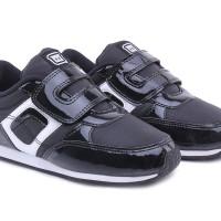 6725 RUNNING METHALIC Sepatu Anak Sneaker Kets Sekolah Anak Laki cowok