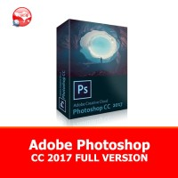 SOFTWARE ADOBE PHOTOSHOP CC 2017