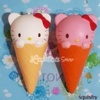 Jual Squishy Murah Hello Kitty Jumbo Ice Cream Murah