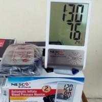 Tensimeter Digital Lengan Nesco / Alat ukur Tekanan Darah / Tensi