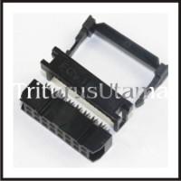 Soket IDC Female 16 Pin