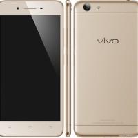 VIVO Y53 GOLD RAM 2 / 16 GB ROM HP VI VO Y 53 BUKAN XIAOMI SAMSUNG OPO