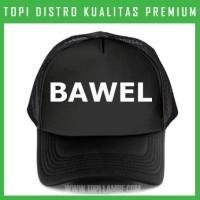 topi Bawel Trucker Baseball Snapback TMB1489 Distro