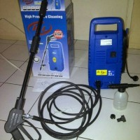 Mesin Steam Jet Cleaner Semprot Air Kencang cuci Mobil Motor Karpet
