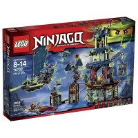 Jual Lego Ninjago 70732 City of Stiix Murah