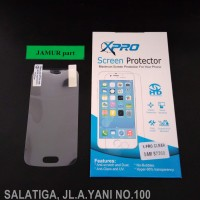 ANTI GORES SCREEN GUARD SAMSUNG S7260 S7262 GALAXY STAR PLUS XPRO