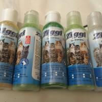 Shampo Kucing  - Ziggi Cat Shampoo - 100ml - Anti Kutu - Flea - Thick