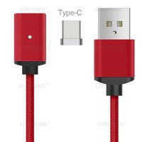 Adaptor Charger HP Samsung NYLON Magnetic USB Type C Xiaomi LG Ninten