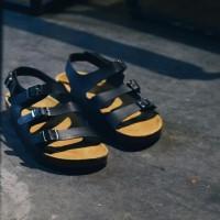 Sandal Wanita Navara Alyssa Black | 100% Original | Sandal Cewe Scr32