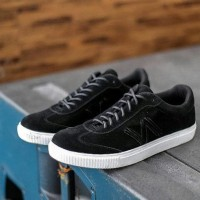 Sepatu Casual Pria Navara Fuller Black | Sepatu Sneakers Pria Scr32