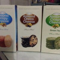 Jual Almond Crispy Cheese Surabaya COD Murah