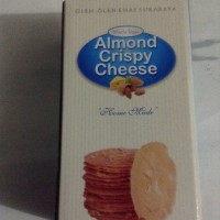Jual Almond Crispy Surabaya Murah