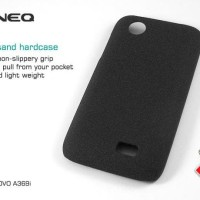 Lenovo A369 A369I Zineq Ultra Thin Quicksand Hard Casing | Sarung Hp |