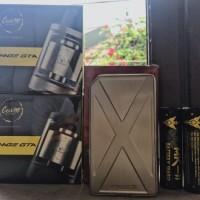 Paket Tesla Invader III + Mage GTA + Battery MK-II Authentic.