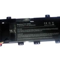 batrai BATERAI ASUS VivoBook S400C S400CA S400E C31