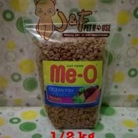 MeO / Me-O Kitten Dry Food / Cat Food Repack 1/2 kg