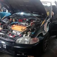 Dijual Cepat Honda Civic Estilo 1992